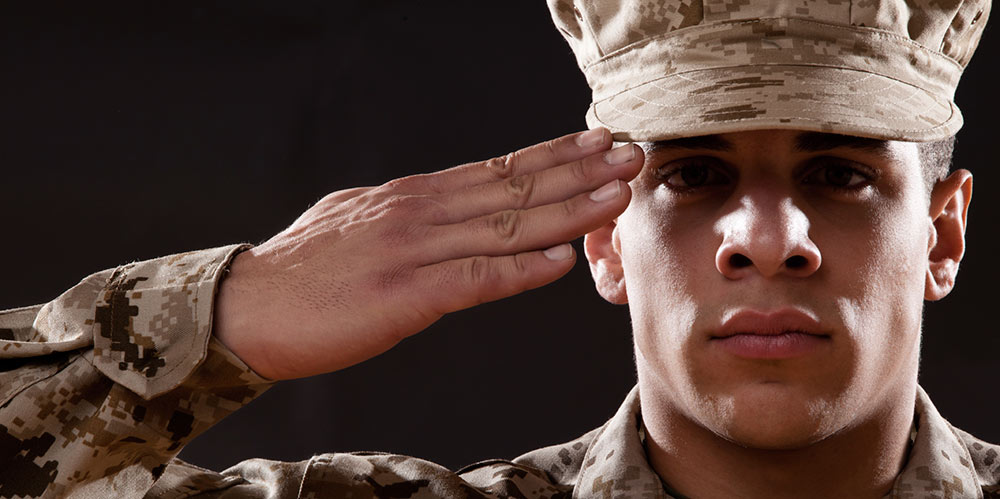 360 Veteran Soldiers