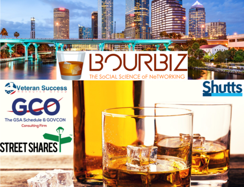 Bourbiz is coming to Tampa Feb 21  Veterans/Military Spouses/Business Professionals